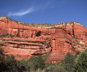 MPL-SD-09017-Red Rocks Sedona-Cliffs